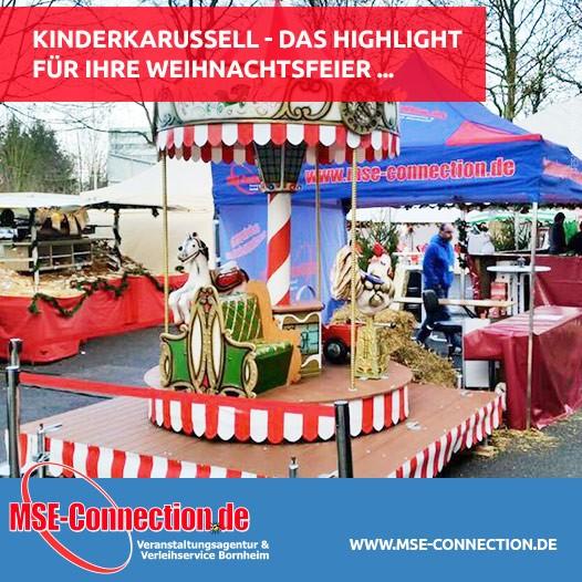 Kinderkarussell - das Highlight  für ihre Weihnachtsfeier ...