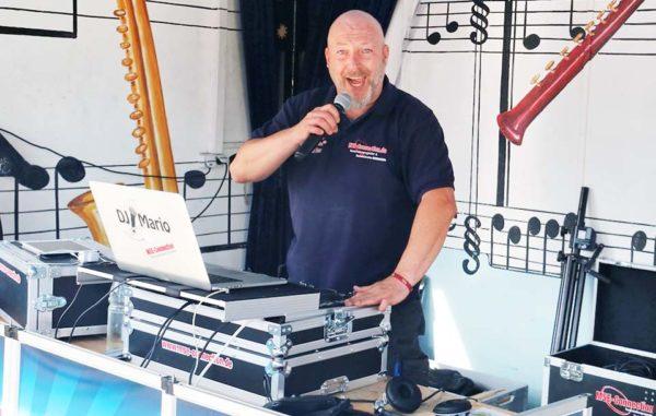 DJ Mario Bornheim | MSE-Connection