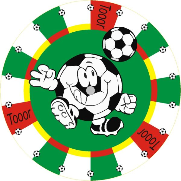 Glücksrad Fussball | MSE-Connection