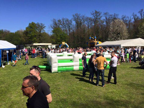 Fußball-Rodeo mieten Bornheim   MSE-Connection