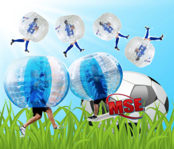 Bubble Soccer | Bubble-Fussball