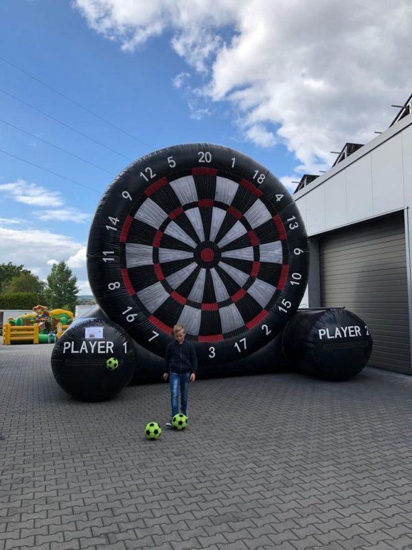 Fußball-Dart mieten   MSE-Connection