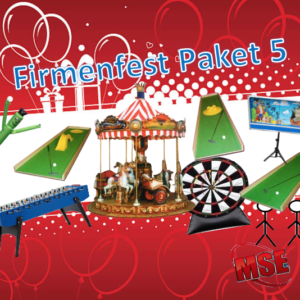Firmenfest Eventpaket mieten | MSE-Connection