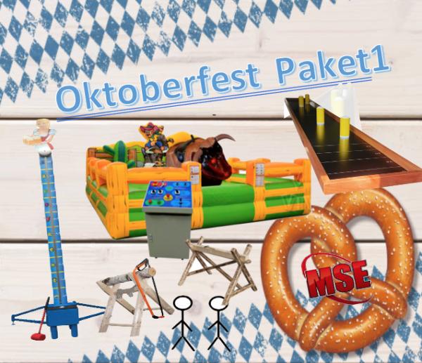 Oktoberfest Eventpaket mieten   MSE-Connection
