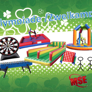 Olympiade Eventpaket mieten | MSE-Connection