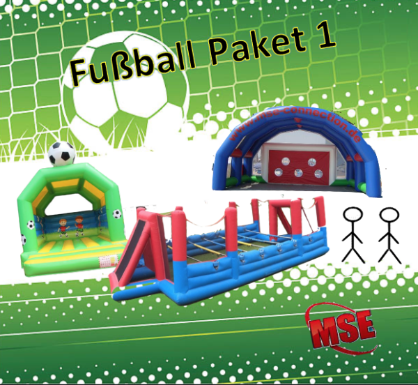 Fußball Eventpaket mieten | MSE-Connection