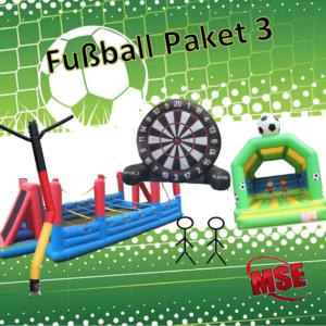 Fußball Eventpaket mieten | MSE-Connection