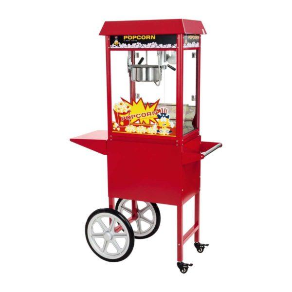 Popcornmaschine Verleih | MSE-Connection