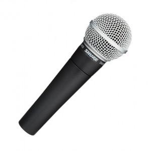 Shure Kabelmikrofon