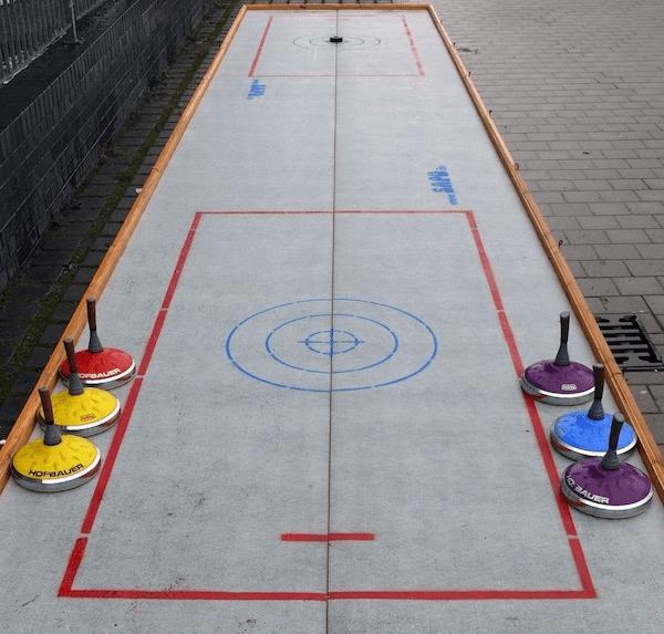 Eisstockschiessen mieten Köln Bonn | MSE-Connection