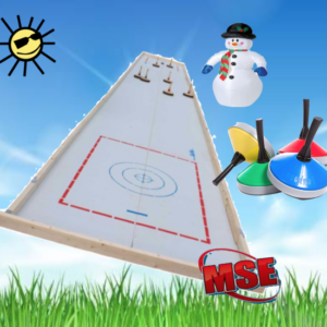 Eisstockbahn | Curlingbahn