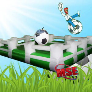 Fussball Rodeo | Ball-Riding