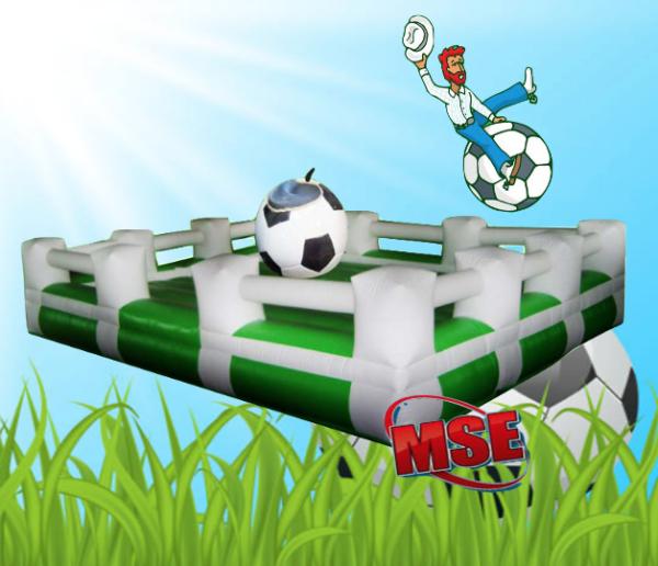 Fussball Rodeo | Ball-Riding
