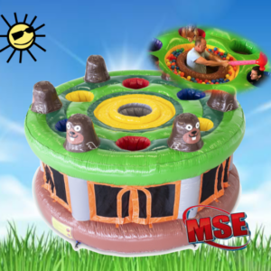 Whack-a-Mole, Maulwurfspiel mieten | MSE-Connection